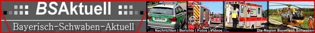 Nachrichten und Aktuelles aus der Region Bayerisch Schwaben.