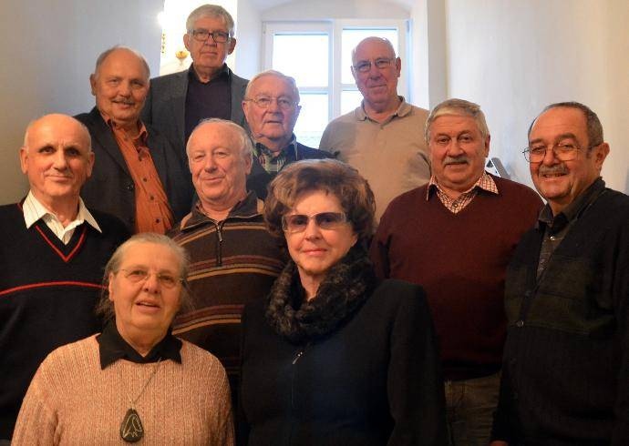 Der Seniorenbeirat ließ bei seinem letzten Treffen die vergangenen drei Jahre Revue passieren. Foto: Sabrina Schmidt