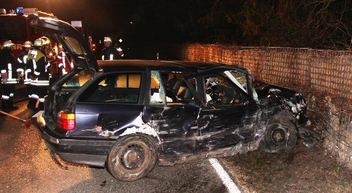 Verkehrsunfall Mindelaltheim