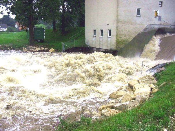 Hochwasser, Nachrichtem, bsaktuell, Schwaben Aktuell, News,