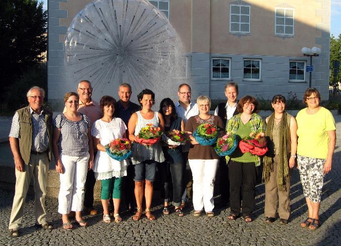 Schulweghelfer in Günzburg geehrt, BSAktuell
