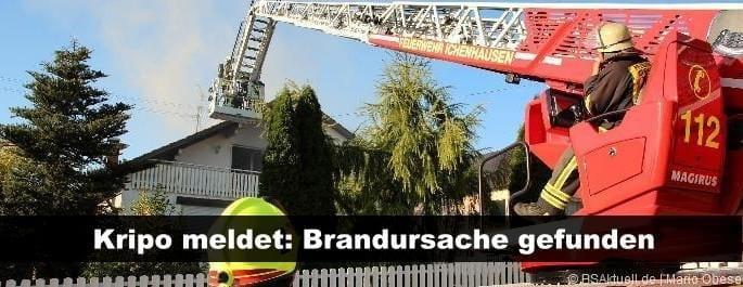 BSAktuell, Feuerwehr Ichenhausen