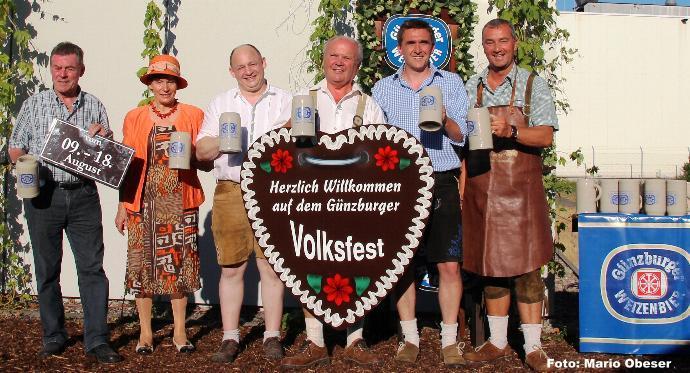Volksfest Günzburg, BSAktuell, Obeser, Nachrichten,