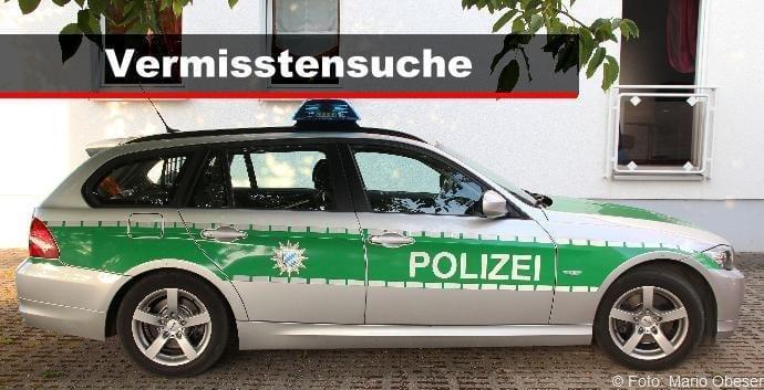 Vermistensuche, Polizei, Bsaktuell