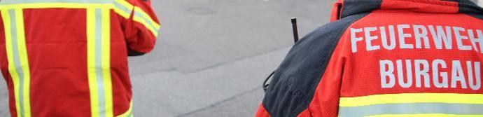 Feuerwehr Burgau, Bsaktuell