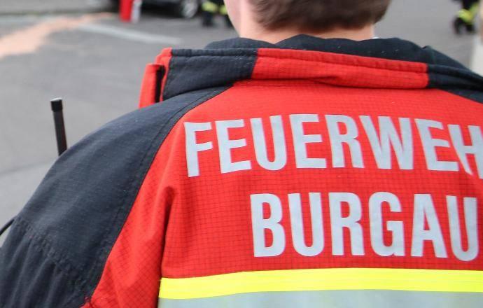 Feuerwehr Burgau im Einsatz