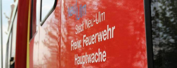 FeuerwehrNeu Ulm,BSAktuell,