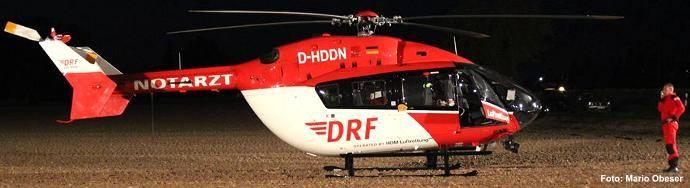 DRF, Obeser, BSAktuell, Rettungshubschrauber