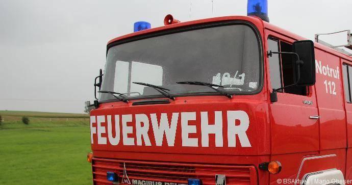 Feuerwehr,BSAktuell,bayerisch schwaben aktuell