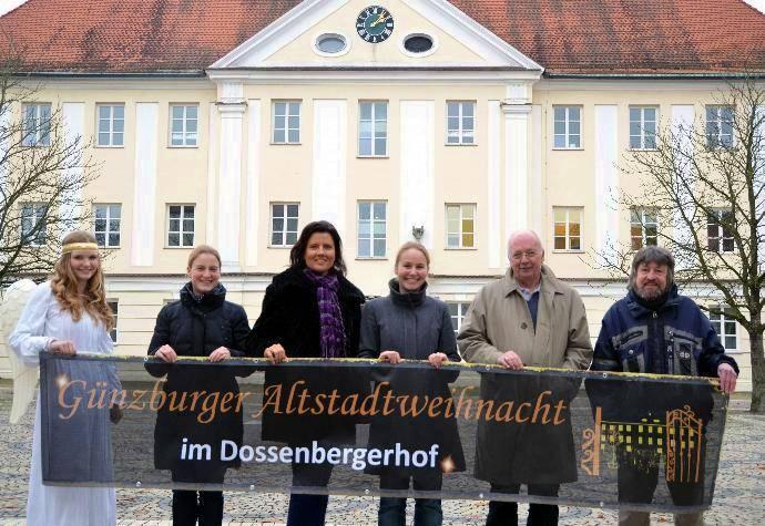 BSAktuell, Günzburg, Weihnachten, Altstadtweihnacht, Stadt Günzburg, SterneNacht Günzburg,