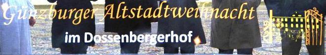 WeihnachtszauberinGünzburgAltstadtweihnachtzumzweitenMalimDossenbergerhof–SechsteSterneNachtundkostenloseParkplätzelockenzumBesuch,BSAktuell,