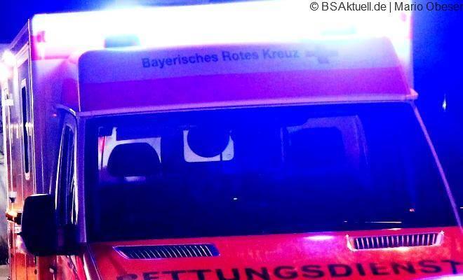 Rettungswagen, Brk, Rettungsdienst, BSAktuell, Mario Obeser, bayerisch schwaen aktuell, bsaktuel.de