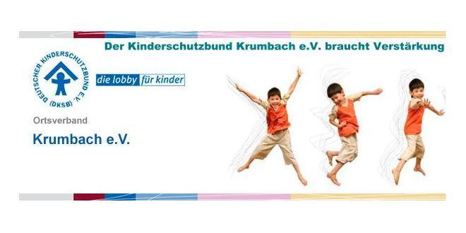 Kinderschutzbund Krumbach, Nachrichten Krumbach, BSAktuell, Schwaben Aktuell,
