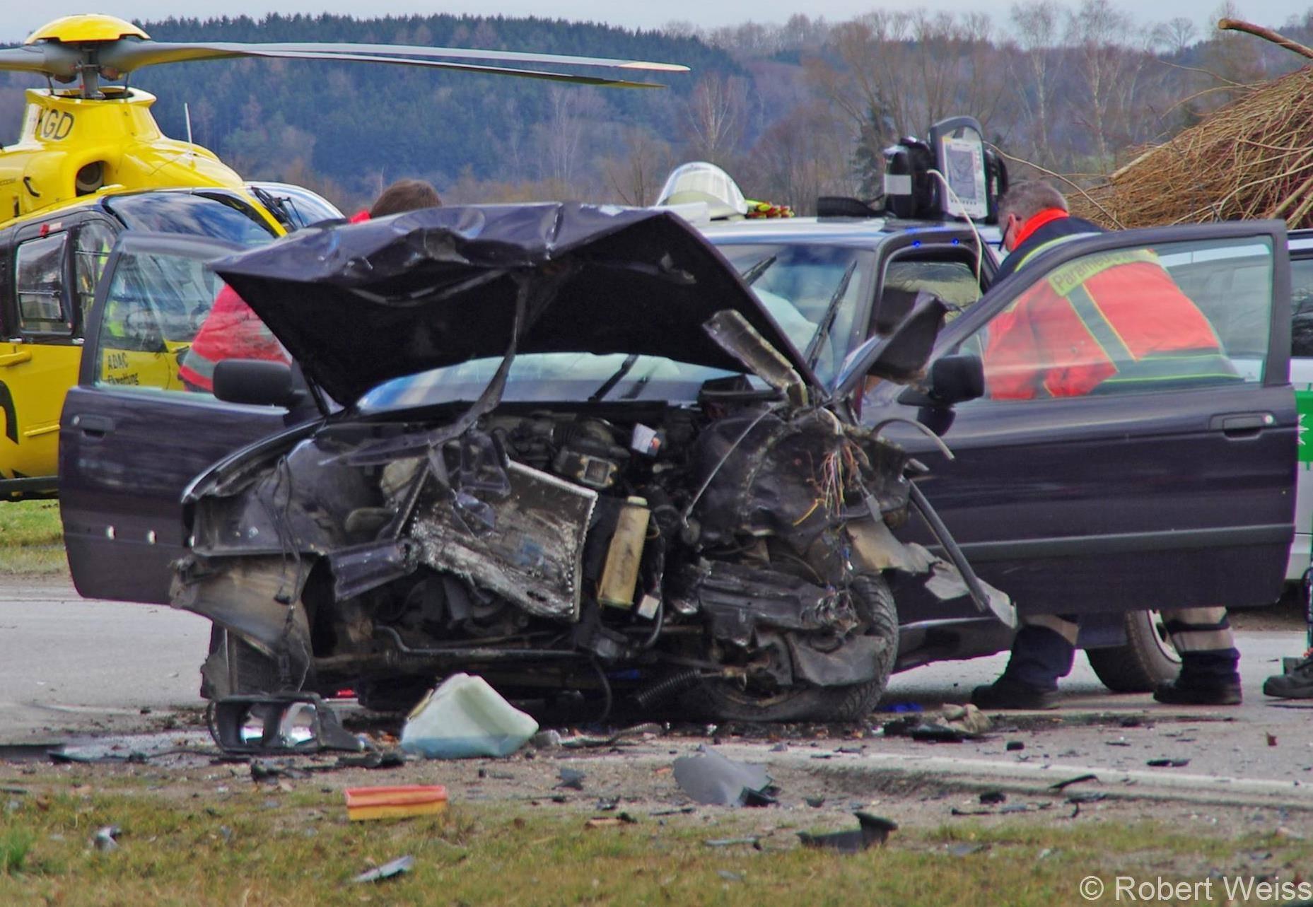 Verkehrsunfall Thannhausen, Schwaben Aktuell, Bayern Aktuell, Nachrichten Schwaben, Unfall Feuerwehr Thannhausen