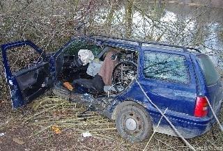 Thannhausen Drei Zum Teil Schwer Verletzte Nach Verkehrsunfall