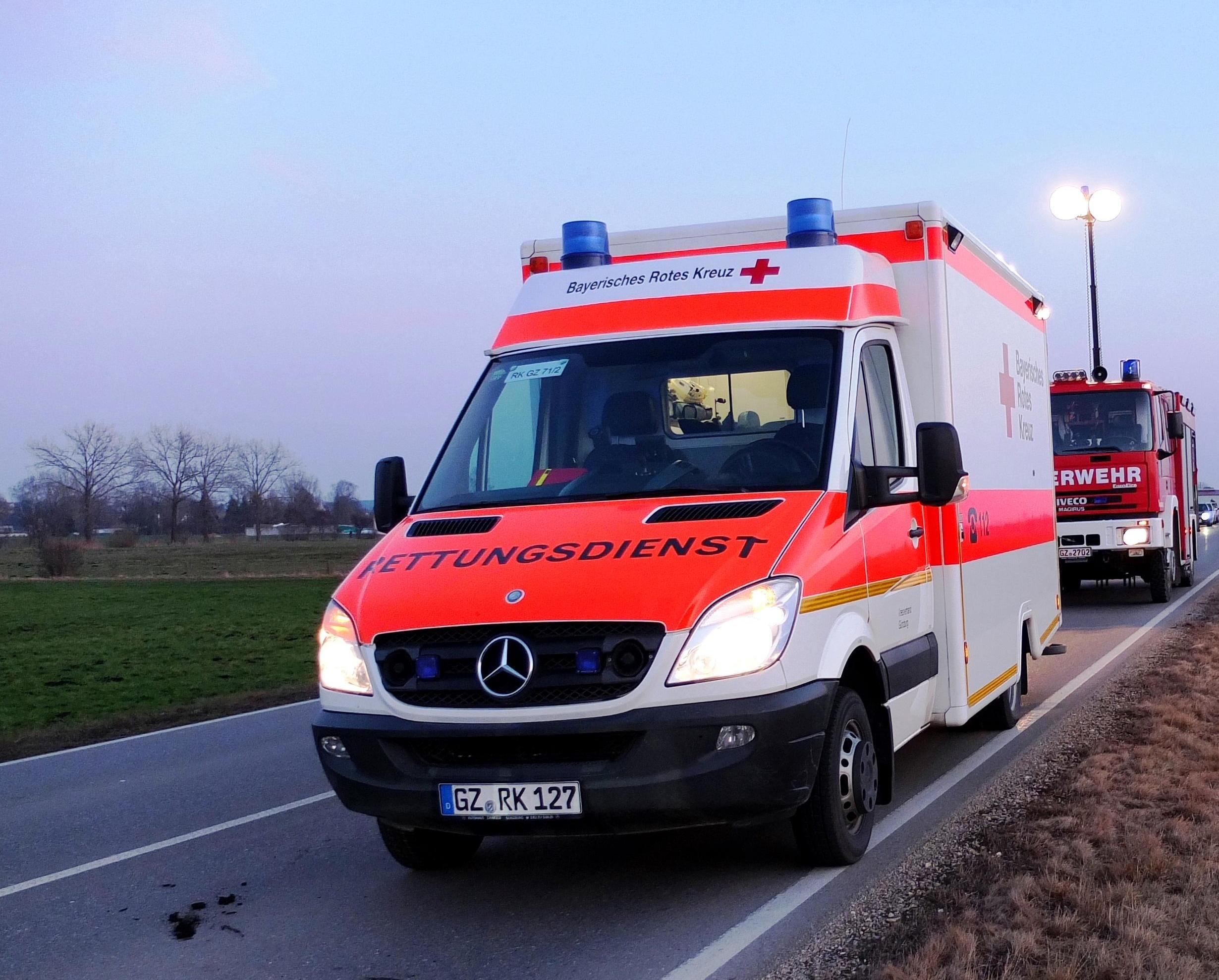 Bsaktuell, Schwaben Aktuell, Polizei Rettungsdienst