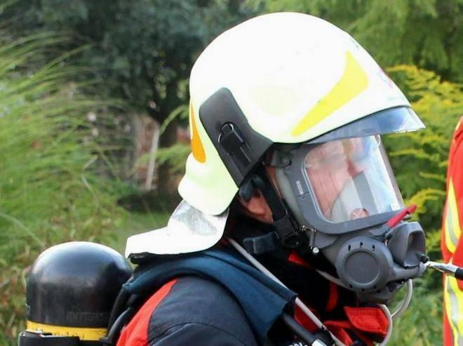 Feuerwehr Atemschutz, Brand, Bsaktuell,