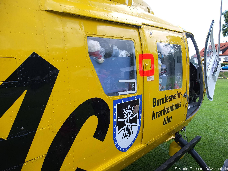 Bsaktuell, Rettungshubschrauber, bayerisch Schwaben, Mario Obeser