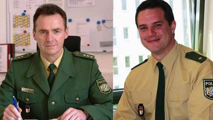 NeueDienststellenleiterbeiderPolizeiNeu Ulm