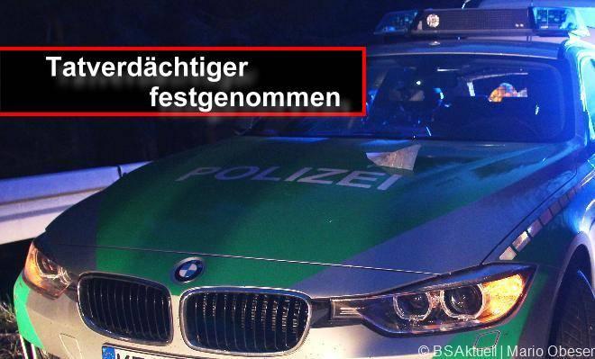 Festnahme Tatverdächtiger, Bayerisch Schwaben Aktuell, Polizei, Obeser