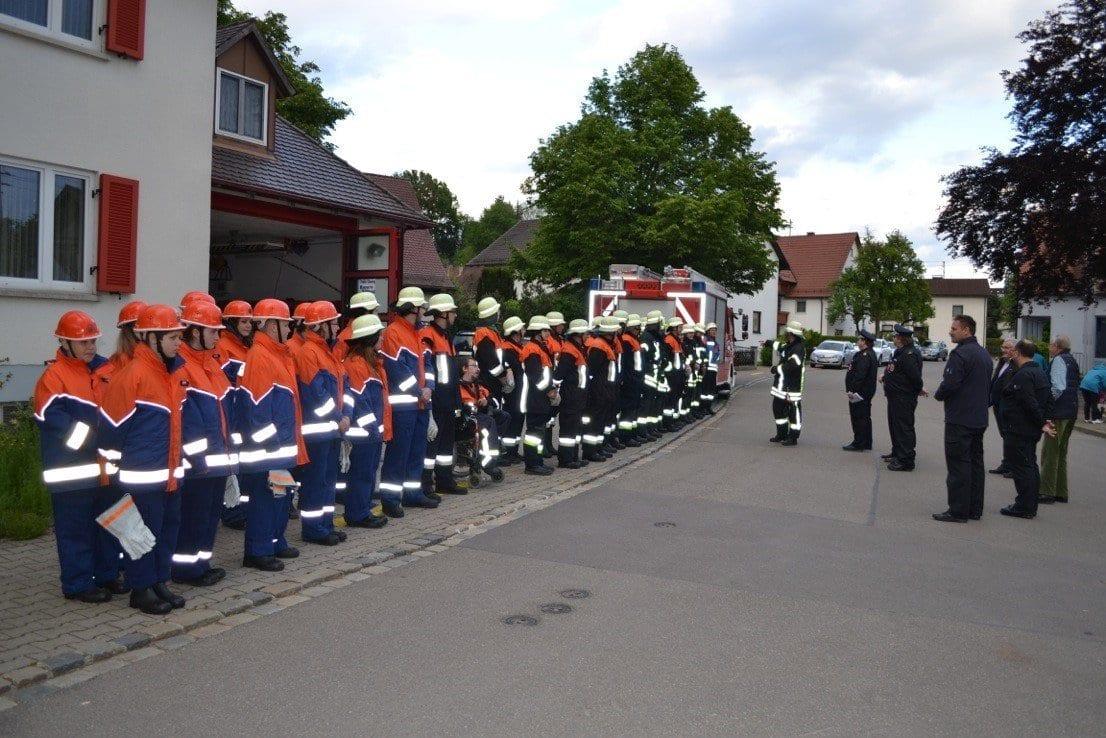 InspektionFeuerwehrReisensburg