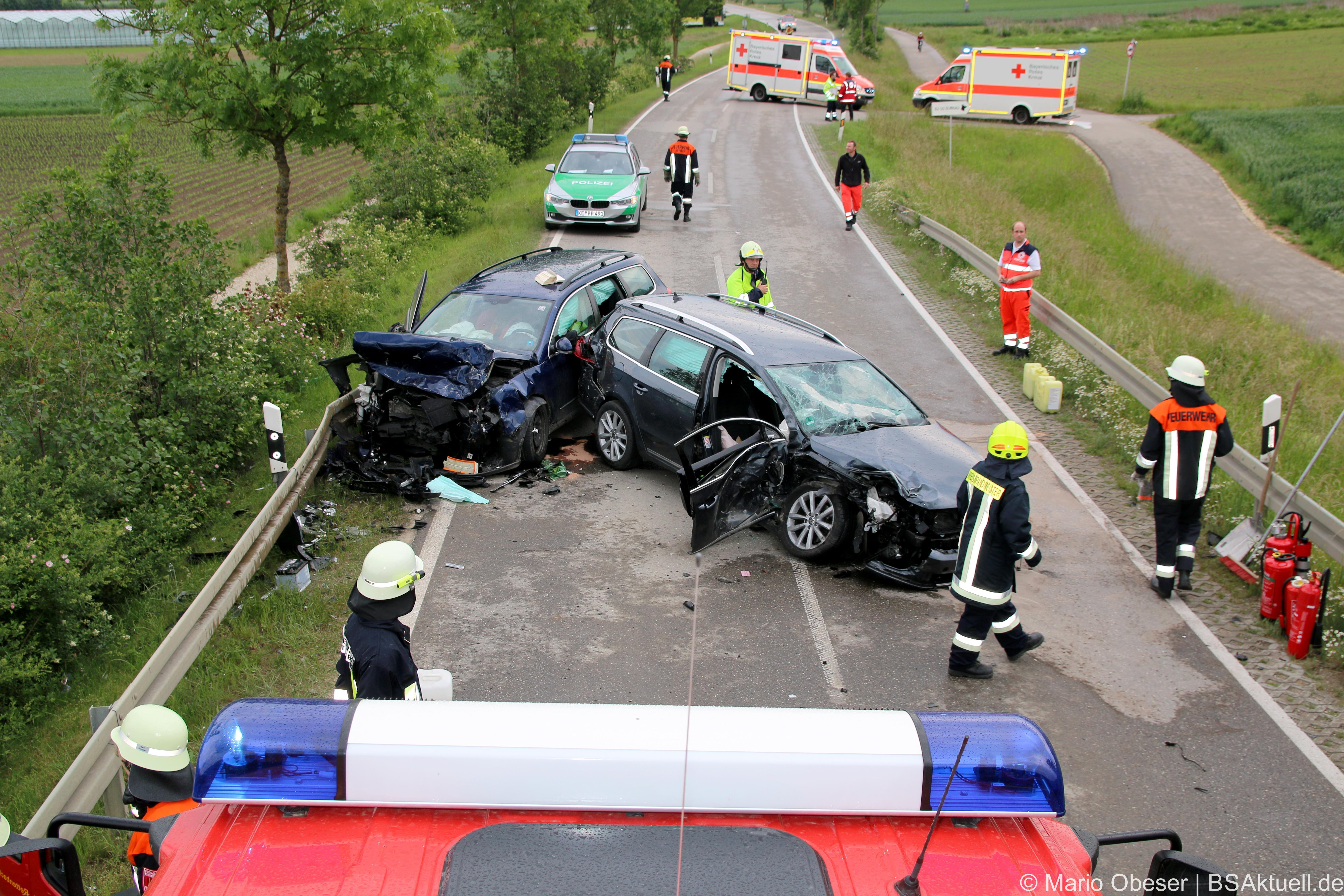 Bsaktuel, Verkehrsunfall Remshart,