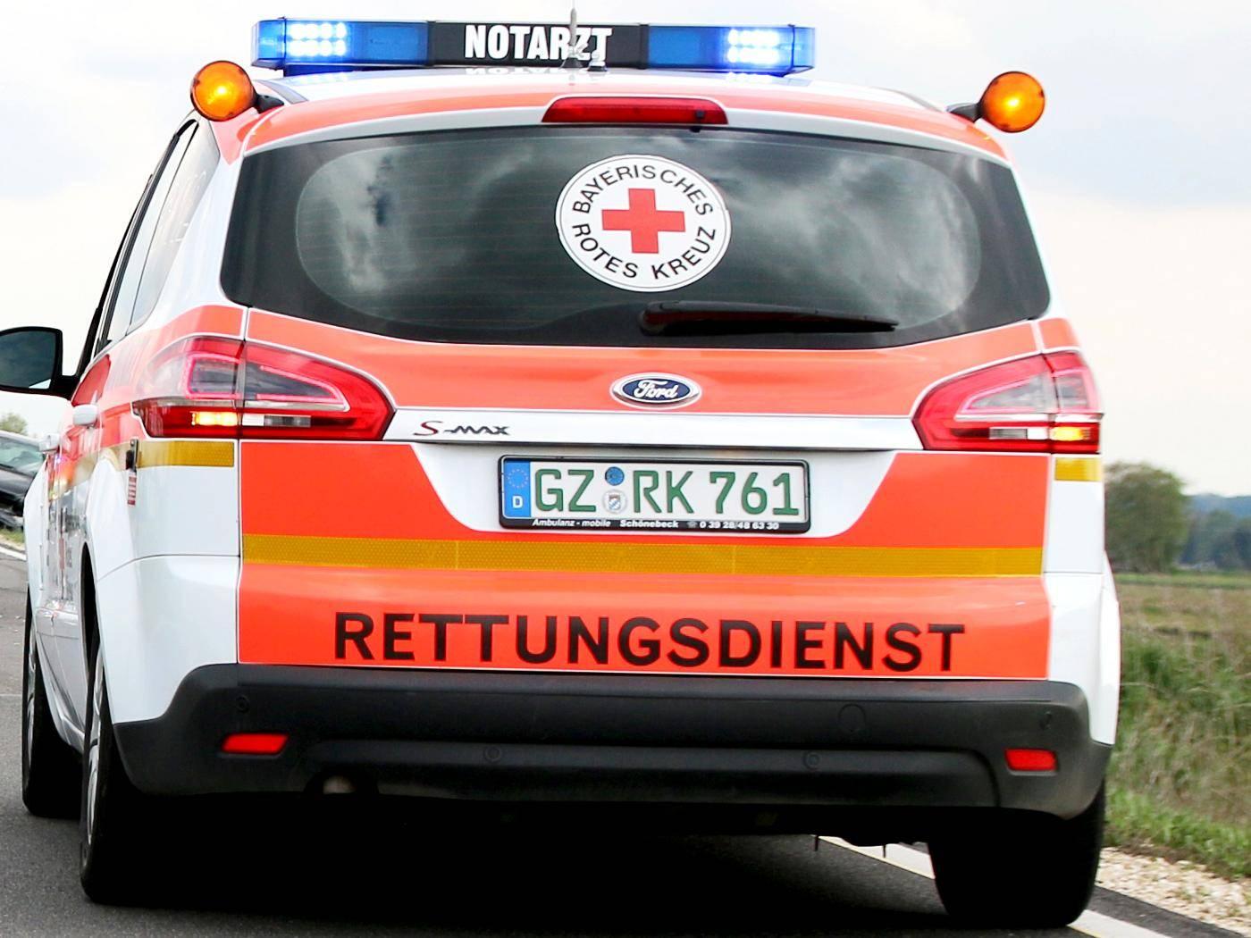 NEF Günzburg, Bsaktuell, Nachrichten, Notarzt, BRK Günzburg