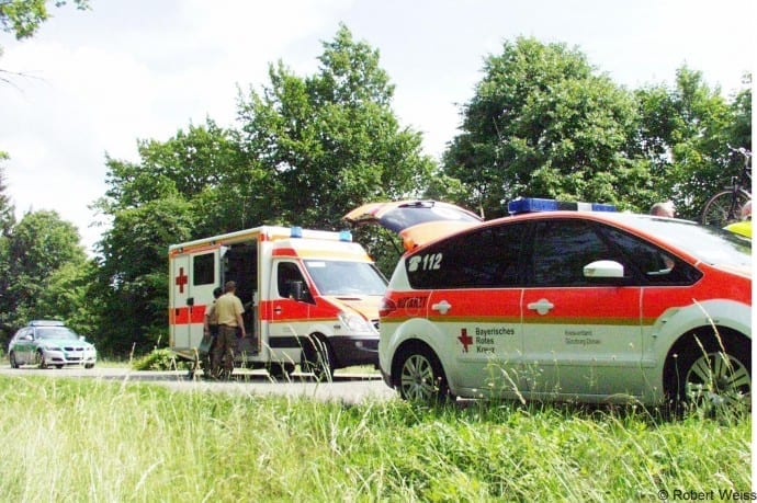 Tödlicher Motorradunfall, Unfall, Ingstetten, Roggenburg, Bsaktuell, Nachrichten, Robert Weiss, Feuerwehr