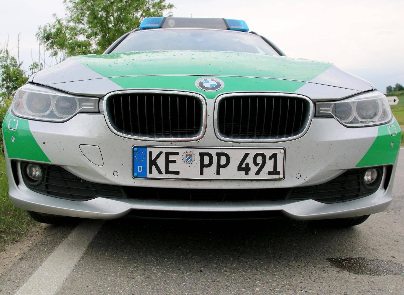 Polizei, Bsaktuell, Schwaben