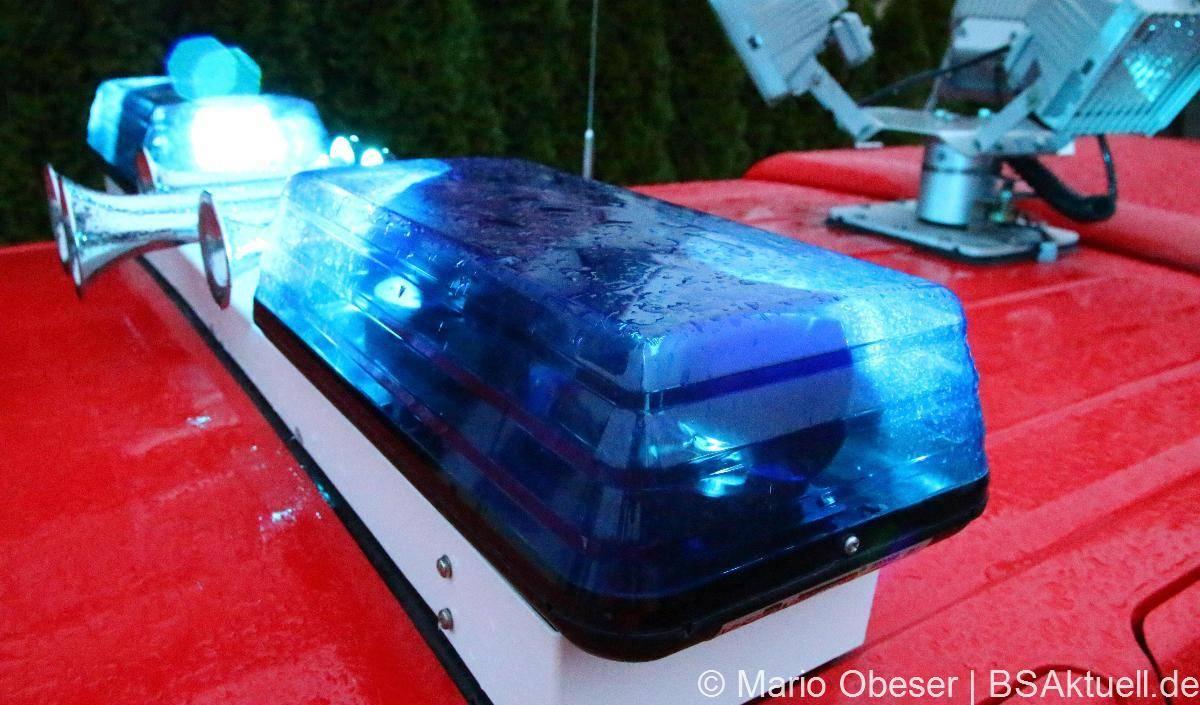 Blaulichtbalken feuerwehr,