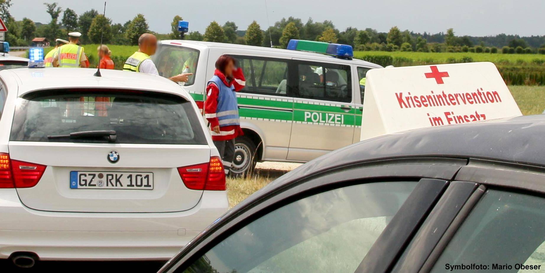 KID, Kriseninterventionsdienst, Günzburg, BRK,