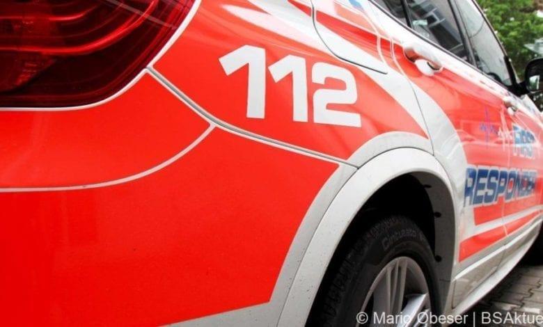 First Responder, Rettungsdienst, BMW, Obeser