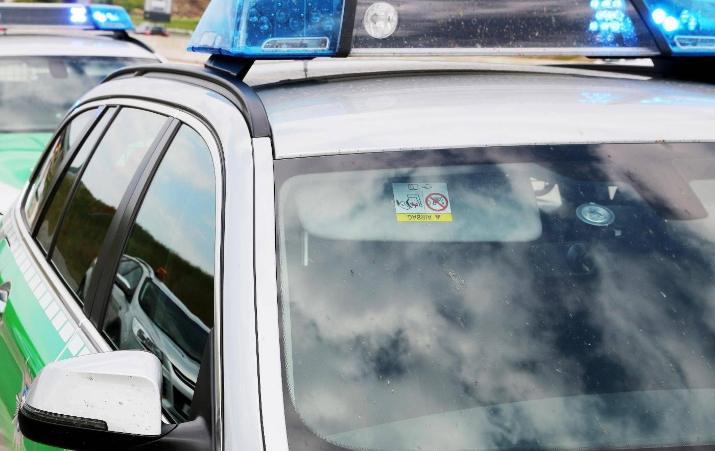 Polizeifahrzeug, Bsaktuell, Schwaben, Nachrichten