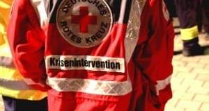 Kriseninterventionsdienst im Einsatz