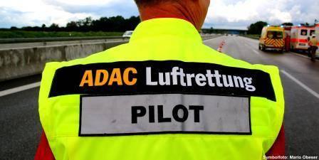 ADAC Luftrettung Pilot