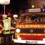 Brand in Ferienhaus in Ebershausen Krumbach Schwaben