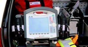 Notarzt NEF Monitor Rettungsdienst