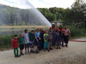 Feuerwehr Reisensburg, Kinderfeuerwehr Reisensburg, Bsaktuell