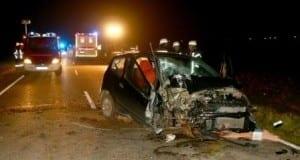 Feuerwehr Oxenbronn, Verkehrsunfall Oxenbronn, Unfall Kreis Günzburg, BSAktuell, Bayerisch Schwaben Aktuell