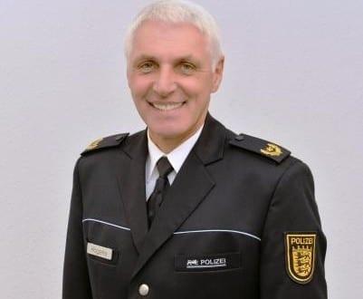 Hubertus Hörgele , Vizepräsident Polizeipräsidium Ulm, Nachrichten, BSAktuell,
