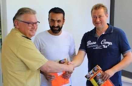 Couragierte Gersthofer Bürger erhalten Geldzuwendung