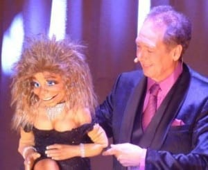 Perry Paul mit Tina Turner