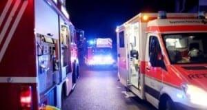Feuerwehr Rettungsdienst Polizei