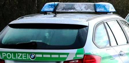 Polizei PKW