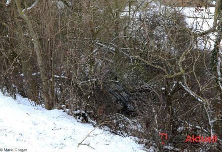 Verkehrsunfall zwischen Schönenberg und Kemnat im Landkreis Günzburg