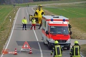 Unfall Krumbach Aletshausen