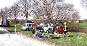Tödlicher Verkehrsunfall Königsbrunn