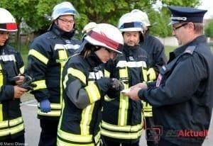 Inspektion Feuerwehr Ichenhausen 2015