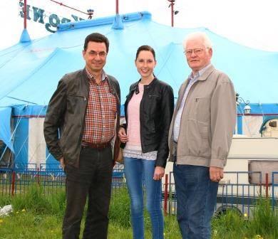 Langer Zirkus Krone Interview