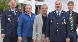Reinhold Hobor in den Ruhestand verabschiedet GZ
